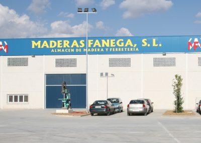 Maderas Fanega