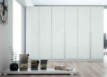 Catálogo puertas lacadas de Armario