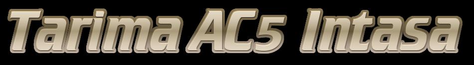 Tarima AC5 de Intasa
