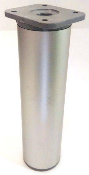 Pata de Aluminio Redonda