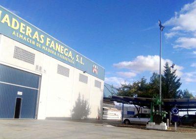 Fachada Maderas Fanega
