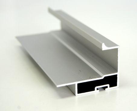 Perfil tirador minimalista para puertas correderas