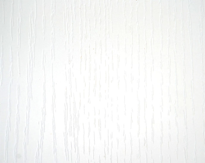 Melamina Blanca Organic