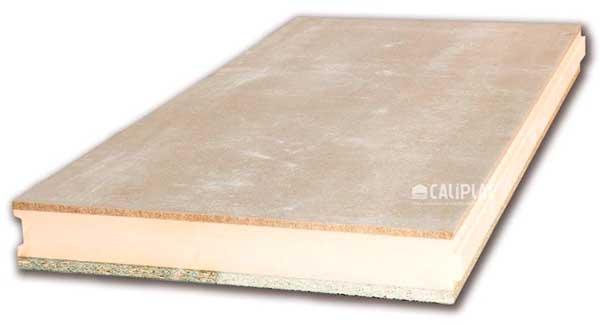 Panel Sandwich con Cemento Madera