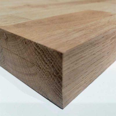 Encimera de madera maciza