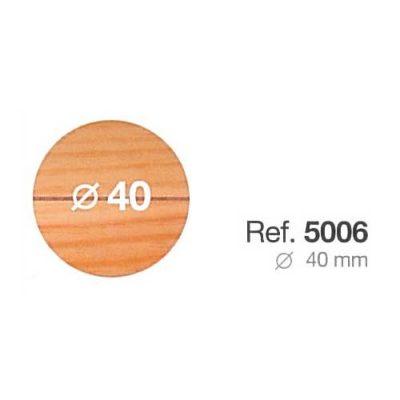 Moldura Ayous Redonda de 40 mm.